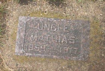 HANSON, MATHIAS - Roberts County, South Dakota | MATHIAS HANSON - South Dakota Gravestone Photos