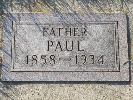 HANSON, PAUL - Roberts County, South Dakota | PAUL HANSON - South Dakota Gravestone Photos
