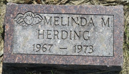 HERDING, MELINDA M. - Roberts County, South Dakota | MELINDA M. HERDING - South Dakota Gravestone Photos