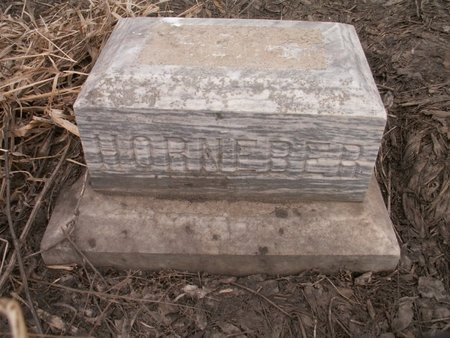 HORNEBER, ??? - Roberts County, South Dakota | ??? HORNEBER - South Dakota Gravestone Photos