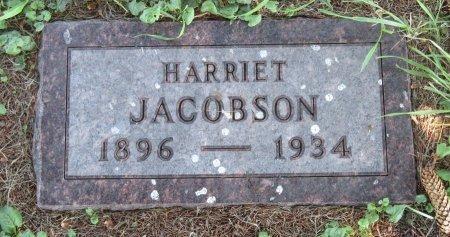 JACOBSON, HARRIET - Roberts County, South Dakota | HARRIET JACOBSON - South Dakota Gravestone Photos