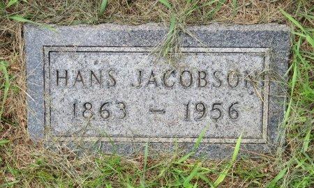 JACOBSON, HANS - Roberts County, South Dakota | HANS JACOBSON - South Dakota Gravestone Photos