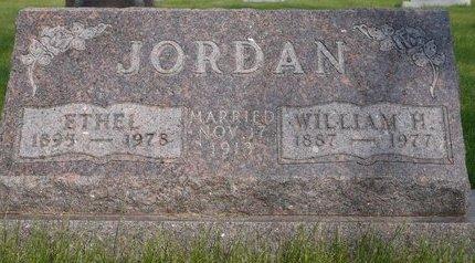 JORDAN, WILLIAM H. - Roberts County, South Dakota   WILLIAM H. JORDAN - South Dakota Gravestone Photos