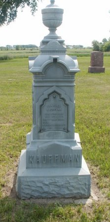 KAUFFMAN, CHARLES - Roberts County, South Dakota | CHARLES KAUFFMAN - South Dakota Gravestone Photos