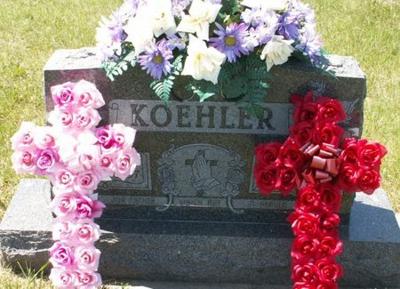 KOEHLER, HAZEL E. - Roberts County, South Dakota   HAZEL E. KOEHLER - South Dakota Gravestone Photos