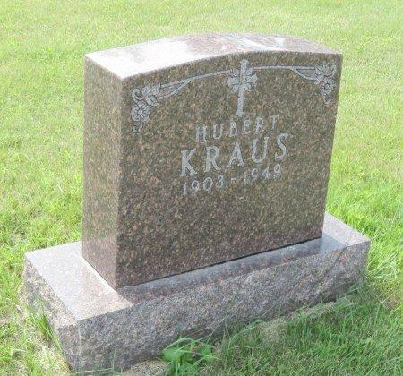 KRAUS, HUBERT - Roberts County, South Dakota | HUBERT KRAUS - South Dakota Gravestone Photos