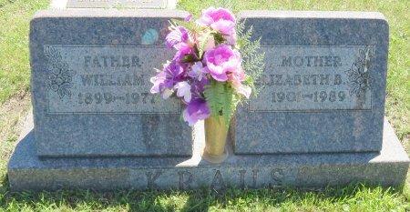 KRAUS, WILLIAM - Roberts County, South Dakota | WILLIAM KRAUS - South Dakota Gravestone Photos