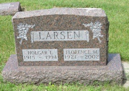 LARSEN, FLORENCE M. - Roberts County, South Dakota   FLORENCE M. LARSEN - South Dakota Gravestone Photos