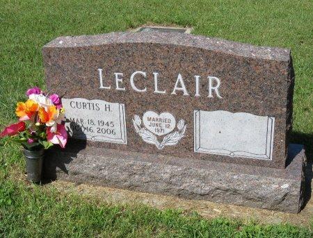 LECLAIR, CURTIS H. - Roberts County, South Dakota | CURTIS H. LECLAIR - South Dakota Gravestone Photos
