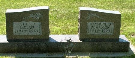 LECLAIR, ESTHER A - Roberts County, South Dakota   ESTHER A LECLAIR - South Dakota Gravestone Photos
