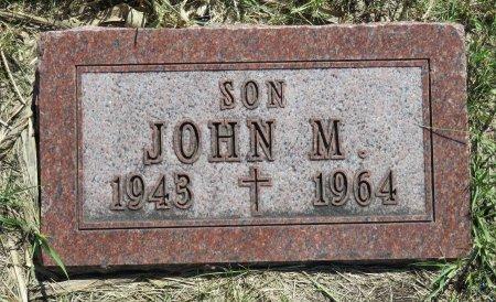 LECLAIR, JOHN M. - Roberts County, South Dakota   JOHN M. LECLAIR - South Dakota Gravestone Photos