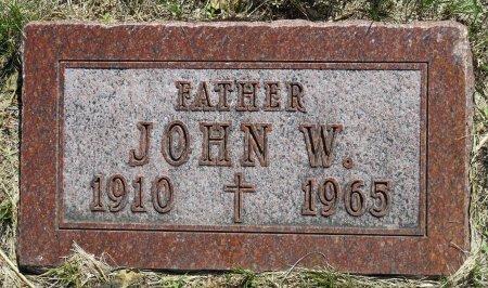 LECLAIR, JOHN W. - Roberts County, South Dakota   JOHN W. LECLAIR - South Dakota Gravestone Photos