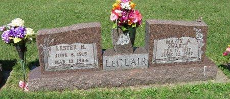 SWARTZ LECLAIR, MAZIE A. - Roberts County, South Dakota   MAZIE A. SWARTZ LECLAIR - South Dakota Gravestone Photos