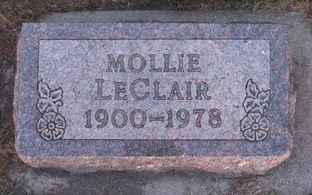 LECLAIR, MOLLIE - Roberts County, South Dakota | MOLLIE LECLAIR - South Dakota Gravestone Photos