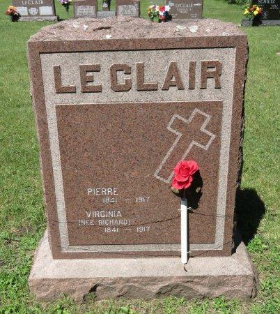 LECLAIR, PIERRE - Roberts County, South Dakota | PIERRE LECLAIR - South Dakota Gravestone Photos