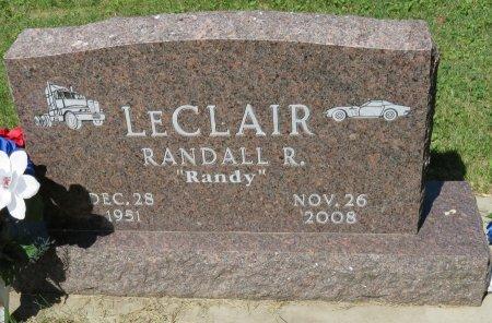 LECLAIR, RANDALL R. - Roberts County, South Dakota | RANDALL R. LECLAIR - South Dakota Gravestone Photos