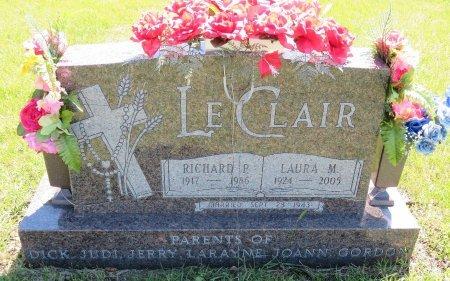 LECLAIR, LAURA M. - Roberts County, South Dakota | LAURA M. LECLAIR - South Dakota Gravestone Photos