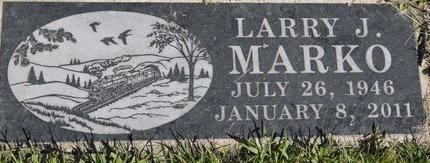 MARKO, LARRY JOSEPH - Roberts County, South Dakota   LARRY JOSEPH MARKO - South Dakota Gravestone Photos