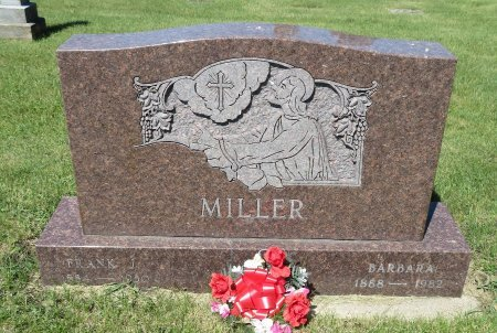 MILLER, FRANK J. - Roberts County, South Dakota | FRANK J. MILLER - South Dakota Gravestone Photos