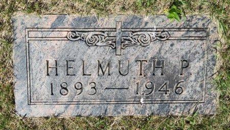 MILLER, HELMUTH P. - Roberts County, South Dakota   HELMUTH P. MILLER - South Dakota Gravestone Photos