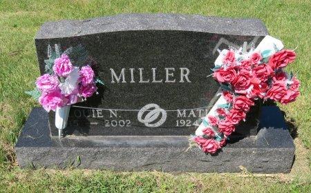 MILLER, MATILDA - Roberts County, South Dakota | MATILDA MILLER - South Dakota Gravestone Photos