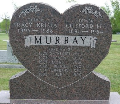 MURRAY, CLIFFORD LEE - Roberts County, South Dakota | CLIFFORD LEE MURRAY - South Dakota Gravestone Photos