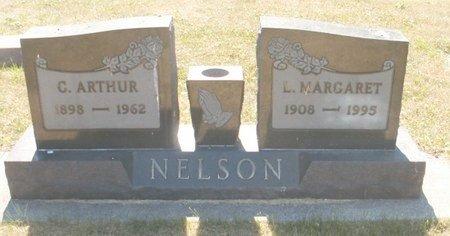 NELSON, C. ARTHUR - Roberts County, South Dakota | C. ARTHUR NELSON - South Dakota Gravestone Photos