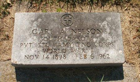 NELSON, CARL A - Roberts County, South Dakota | CARL A NELSON - South Dakota Gravestone Photos