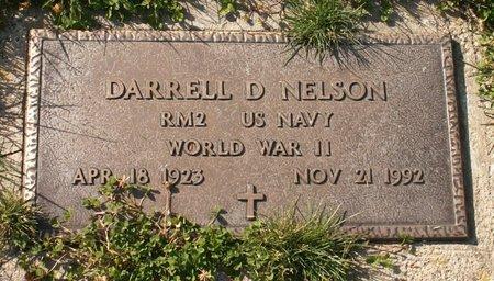 NELSON, DARRELL D - Roberts County, South Dakota | DARRELL D NELSON - South Dakota Gravestone Photos