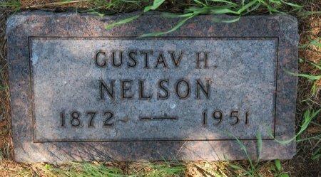 NELSON, GUSTAV H. - Roberts County, South Dakota | GUSTAV H. NELSON - South Dakota Gravestone Photos