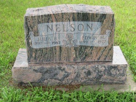 NELSON, EDWIN H. - Roberts County, South Dakota | EDWIN H. NELSON - South Dakota Gravestone Photos