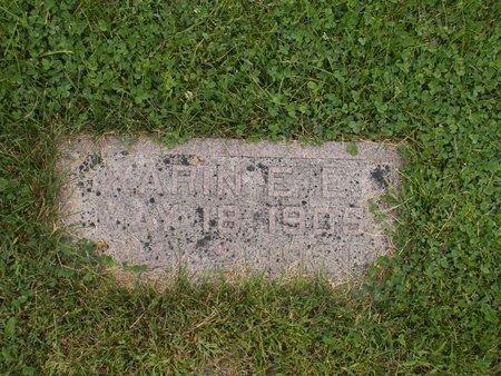 NELSON, KARIN E. E. - Roberts County, South Dakota | KARIN E. E. NELSON - South Dakota Gravestone Photos