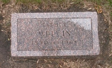 NELSON, MELVIN - Roberts County, South Dakota   MELVIN NELSON - South Dakota Gravestone Photos