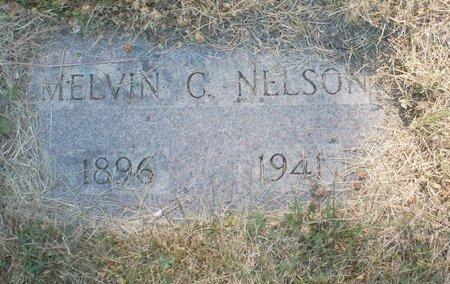 NELSON, MELVIN C - Roberts County, South Dakota   MELVIN C NELSON - South Dakota Gravestone Photos