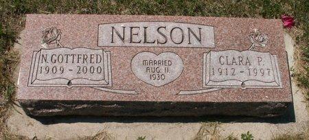NELSON, CLARA P. - Roberts County, South Dakota | CLARA P. NELSON - South Dakota Gravestone Photos