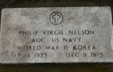 NELSON, PHILIP VIRGIL - Roberts County, South Dakota   PHILIP VIRGIL NELSON - South Dakota Gravestone Photos