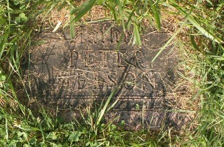 NELSON, PETER - Roberts County, South Dakota | PETER NELSON - South Dakota Gravestone Photos