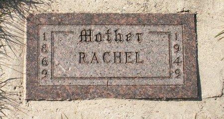 NELSON, RACHEL - Roberts County, South Dakota   RACHEL NELSON - South Dakota Gravestone Photos