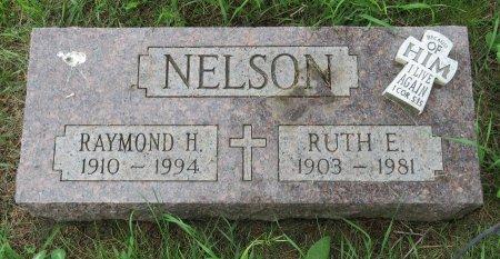 NELSON, RAYMOND H. - Roberts County, South Dakota | RAYMOND H. NELSON - South Dakota Gravestone Photos