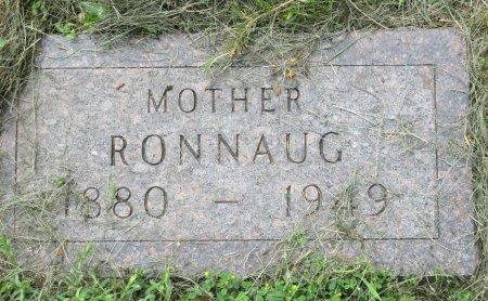 NELSON, RONNAUG - Roberts County, South Dakota   RONNAUG NELSON - South Dakota Gravestone Photos