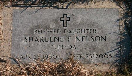 NELSON, SHARLENE F - Roberts County, South Dakota | SHARLENE F NELSON - South Dakota Gravestone Photos