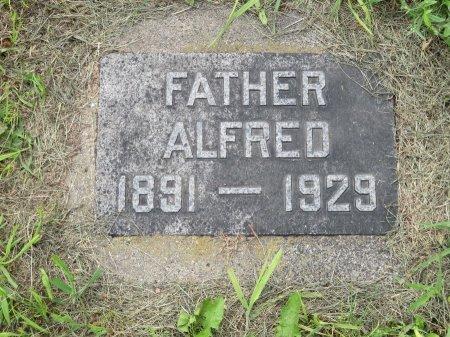 OLSON, ALFRED - Roberts County, South Dakota | ALFRED OLSON - South Dakota Gravestone Photos