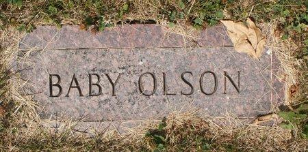 OLSON, BABY - Roberts County, South Dakota | BABY OLSON - South Dakota Gravestone Photos