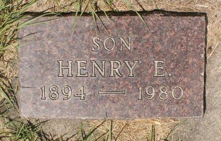 OLSON, HENRY - Roberts County, South Dakota | HENRY OLSON - South Dakota Gravestone Photos