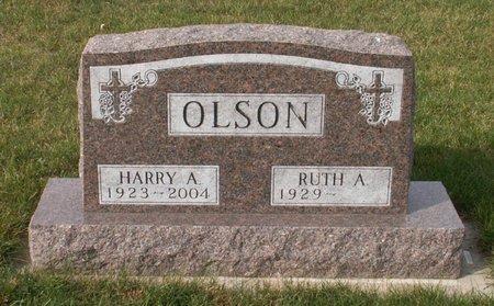 OLSON, RUTH A. - Roberts County, South Dakota | RUTH A. OLSON - South Dakota Gravestone Photos