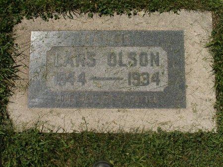 OLSON, LARS - Roberts County, South Dakota   LARS OLSON - South Dakota Gravestone Photos