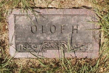 OLSON, OLOF H. - Roberts County, South Dakota | OLOF H. OLSON - South Dakota Gravestone Photos