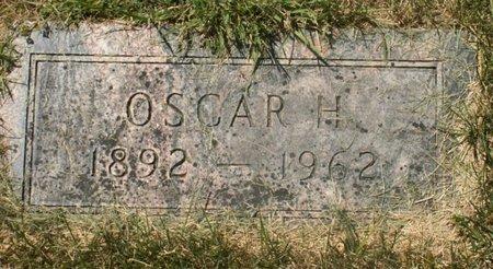 OLSON, OSCAR H. - Roberts County, South Dakota | OSCAR H. OLSON - South Dakota Gravestone Photos