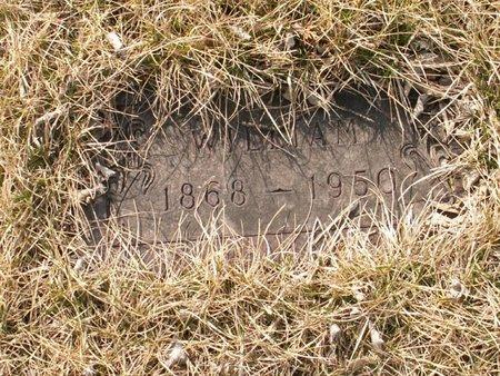 OLSON, WILLIAM - Roberts County, South Dakota | WILLIAM OLSON - South Dakota Gravestone Photos