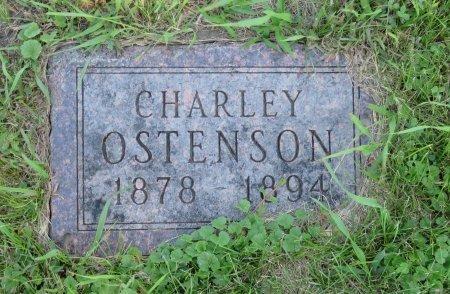 OSTENSON, CHARLEY - Roberts County, South Dakota | CHARLEY OSTENSON - South Dakota Gravestone Photos